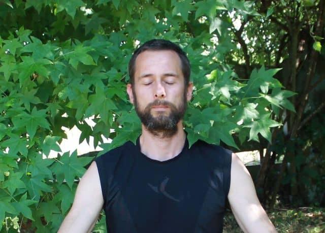 Morgenroutine mit 15 minuten meditation mit tobias märz